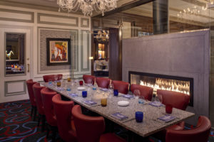 tria private dining