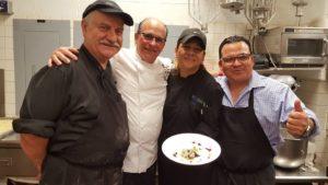 tria culinary team