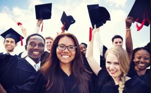 college graduation celebration