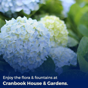 cranbook house and gardens