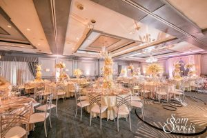 wedding in the tocco room at the henry