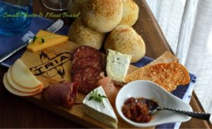 Small Cheese & Meat Board