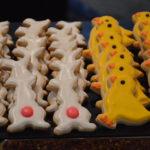 TRIA Easter cookies