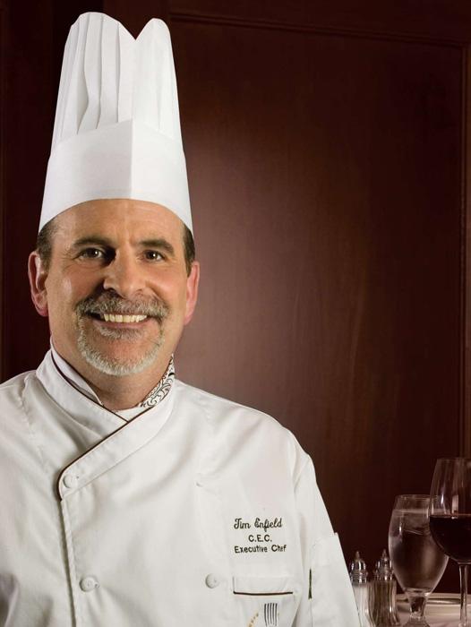 Executive Chef Tim