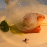 Smoked Sea Scallop