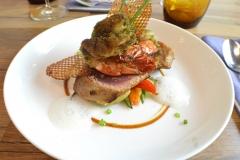 Spiced Shrimp & Tuna